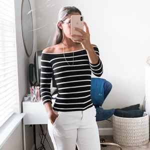 ASOS Striped Blouse